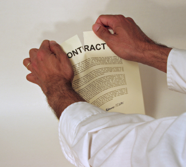 Contract that cannot be enforced