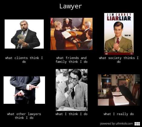 Lawyer - Think I Do
