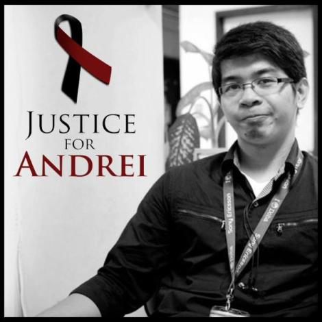Justice for Marc Andrei Ramos