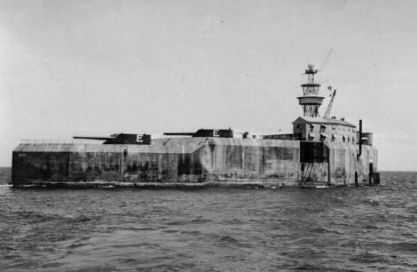 Fort Drum (El Fraile Island)