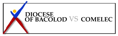 Diocese of Bacolod vs COMELEC