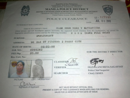 how-to-get-police-clearance