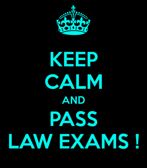 Tips in taking Philippines Law School Exam